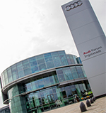 【Audi Forum Ingolstadt】 1 | Prologue