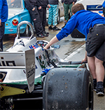 【ブランズハッチ】BRANDS HATCH GP HISTORICAL FESTIVAL 6 | Williams FW07C 1981, Williams FW07D 1982