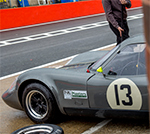 【ブランズハッチ】BRANDS HATCH GP HISTORICAL FESTIVAL 14 | Chevron B8 / B6 シェブロン