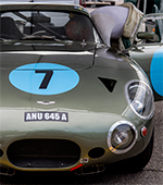 【ブランズハッチ】BRANDS HATCH GP HISTORICAL FESTIVAL 19 | Aston Martin DP214 1963, DB4