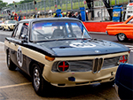 【ブランズハッチ】BRANDS HATCH GP HISTORICAL FESTIVAL 25 | BMW 1800TI