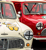 【ブランズハッチ】BRANDS HATCH GP HISTORICAL FESTIVAL 26 | Austin MINI Cooper S