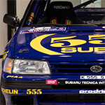 【MEGA WEB】SUBARU Legacy RS WRC 1993 Rally New Zealand