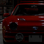 Ford RS200 Part.1 エクステリア