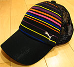 【PUMA】Golf Border Tracker Golf Cap 866139
