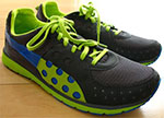 【PUMA】FAAS300 185094-25 DARK SHADOW-LIME PUNCH BLUE(ファース300)
