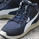 【PUMA】Rider Black Mid No.63.35.0